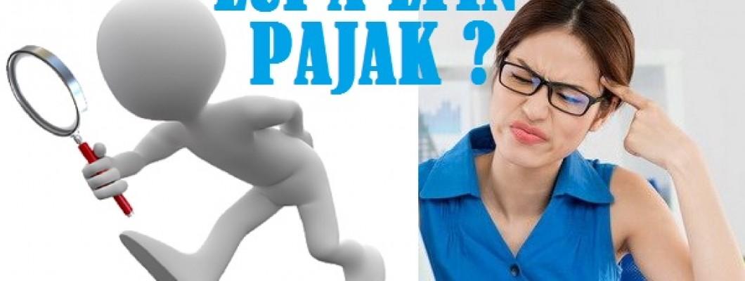 Lupa EFIN Pajak Aktivasi Lapor SPT Tahunan Efiling DJP Online
