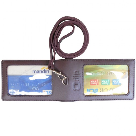 Card Holder Kulit DJP