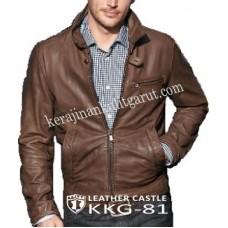 Jaket Kulit Style