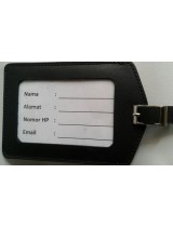 Luggage Tag Kulit